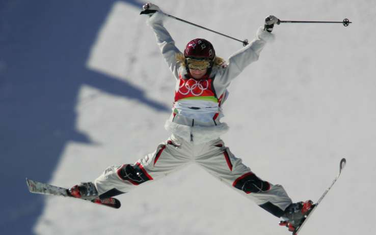 WINTER OLYMPICS USA WOMEN MOGULS TR1