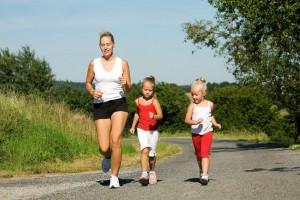 Jogging-con-i-bambini