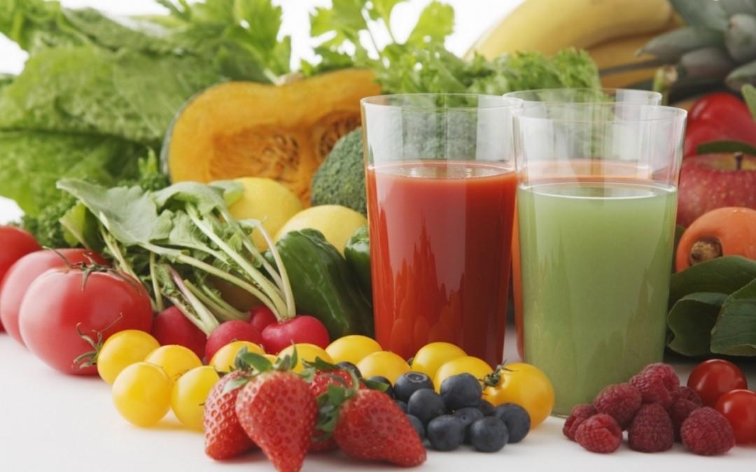 Succhi e Nettari di frutta