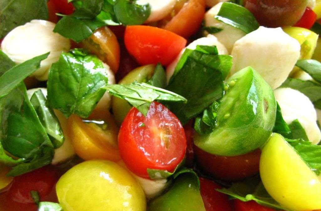 Piacere e salute a tavola: frutta e verdura, niente di più perfetto!