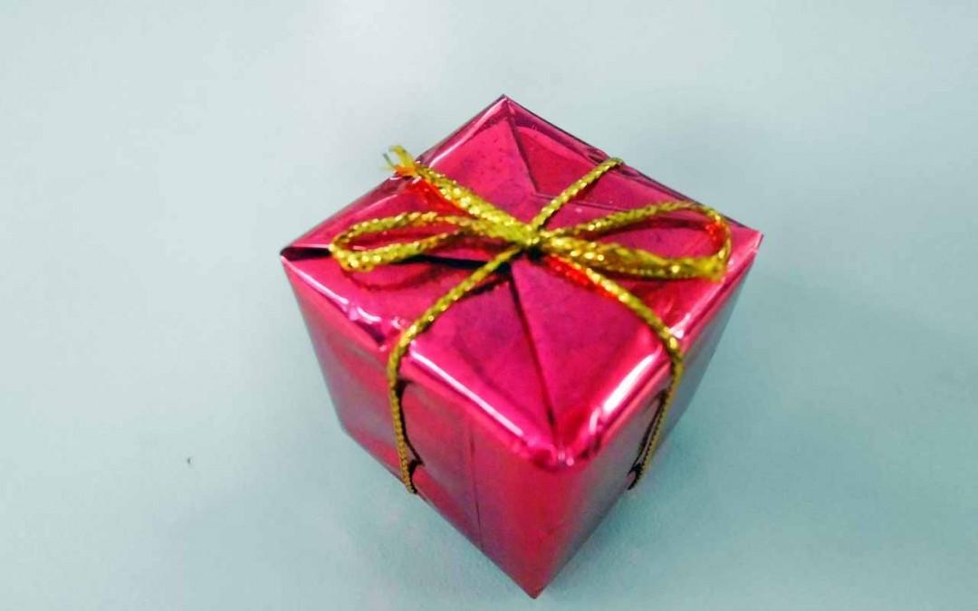 Un regalo per dire: Grazie!