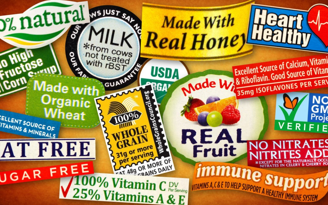 Nuova Etichettatura per gli alimenti