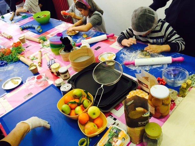 Food Art: piccolo corso di cucina