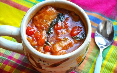 Zuppa, fantasia in tavola